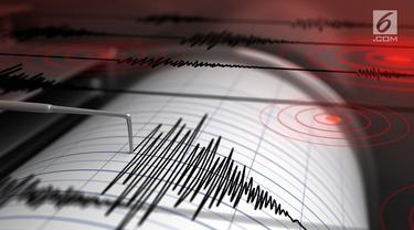 Gempa Magnitudo 7,7 Guncang Maluku, Berpusat di Laut