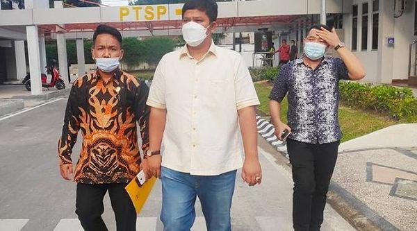 Kejati Riau Mulai Periksa Sejumlah Saksi Terkait Oknum Kejari Diduga Peras Bupati Kuansing