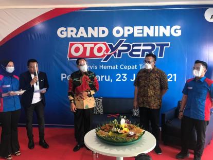 Hadir di Pekanbaru, OtoXpert Tawarkan Keunggulan Servis Hemat, Cepat dan Tepat
