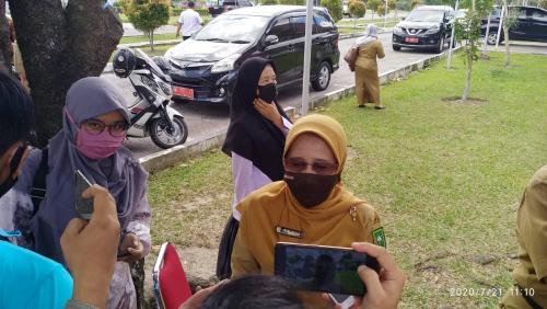 Positif Covid-19 di Riau Tambah 12 Jadi 362 Kasus, Ini Penjelasannya
