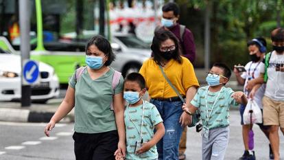 1.096 Kasus Penularan Covid-19 di Singapura Sebulan Terakhir, 75 Persen Sudah Divaksin