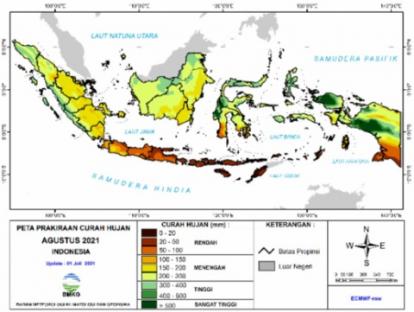 Periode Januari-Juni 2021, 6.156 Hektar Lahan Gambut di Riau Terbakar