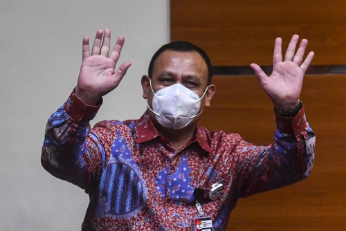 Dewas KPK Jatuhkan Sanksi Ringan kepada Firli Bahuri, ICW: Harusnya Diminta Mundur
