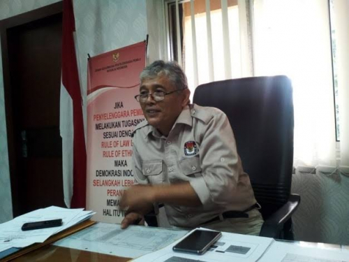 Belum Diundi, Said Hasyim - Abdul Rauf Otomatis Dapat Nomor Terakhir, Jatah Kampanye Akan Berkurang