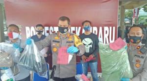 Tak Mau Melayani, Penjual Ikan Keliling Bunuh Wanita Asal Pelalawan