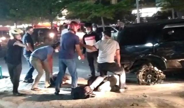 Ditembak di Lengan dan Punggung, Begini Kronologis Penangkapan Oknum Perwira Polisi Polda Riau