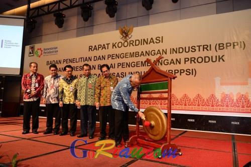 Fokus Kembangkan Potensi Industri Hilir Kelapa Sawit di Riau, BPPSI Hadir di Pekanbaru