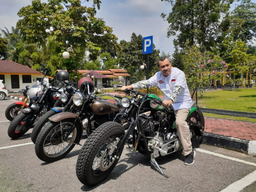 Gubernur Riau Lepas GEGES Kontes ke Jepang