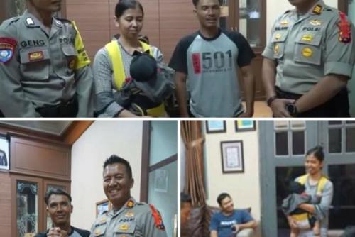 Satu Keluarga Diusir Saat Berteduh di Pos Polisi, Kapolsek Sebut Sudah Saling Memaafkan