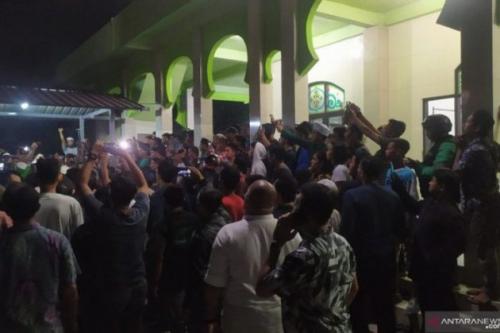 Pasca Satpol PP Tertibkan Kedai Tuak, Sekelompok Orang Serang Masjid di Deli Serdang