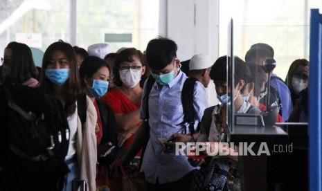 153 Warga China Masuk Indonesia Sabtu, Begini Penjelasan Kemenkumham