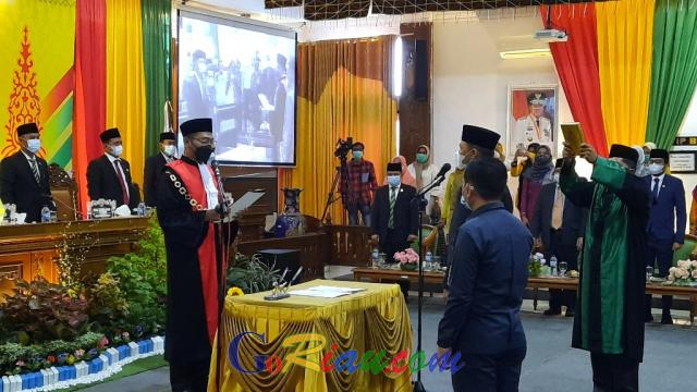 Resmi sebagai Ketua DPRD Kuansing, Adam Bicara Pilkada Hingga Semangat Kebersamaan