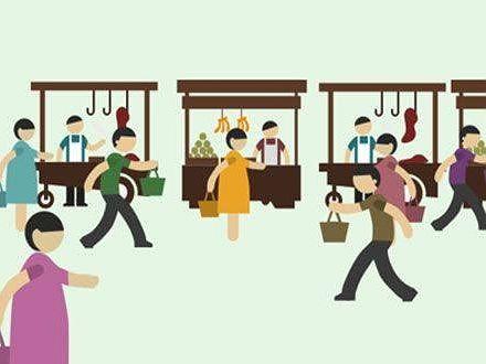 Gusur Lapak Pedagang Karena tak Bayar Uang Keamanan Rp2,5 Juta, Preman di Panam Diamankan