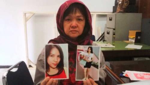 Gadis Cantik Umur 20 Tahun Asal Pekanbaru Ini Hilang Usai Buang Sampah, Devi Pulang Nak, Mama Rindu