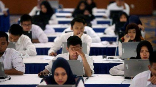 Masih Dibuka Sampai Besok, Pelamar CPNS Pemprov Riau Sudah 3.763 Orang