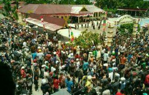 Bentrok Berdarah Warga vs Polisi di Selatpanjang, Abdul Vattah: Kedua Belah Pihak Kita Imbau Menahan Diri