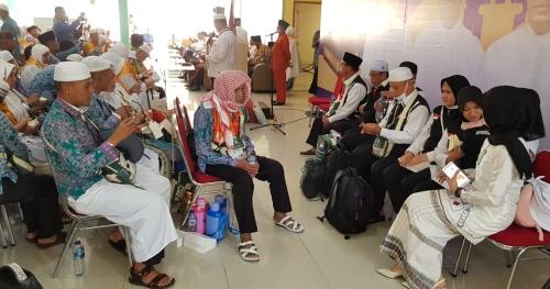 Pemberlakuan Embarkasi Antara Pekanbaru Untuk Jamaah Haji Kepulauan Meranti Dinilai Sangat Tidak Praktis