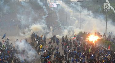 Demo di DPR, Mahasiswa Al Azhar Ditemukan Terkapar dengan Tengkorak Retak dan Tulang Bahu Patah