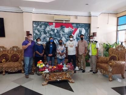 Kirab Api PON XX Papua, Yayuk Basuki: IOA Siap Jadi Role Model