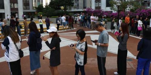 Pemilu Hong Kong, Kubu Prodemokrasi Raih Hampir 90% Kursi