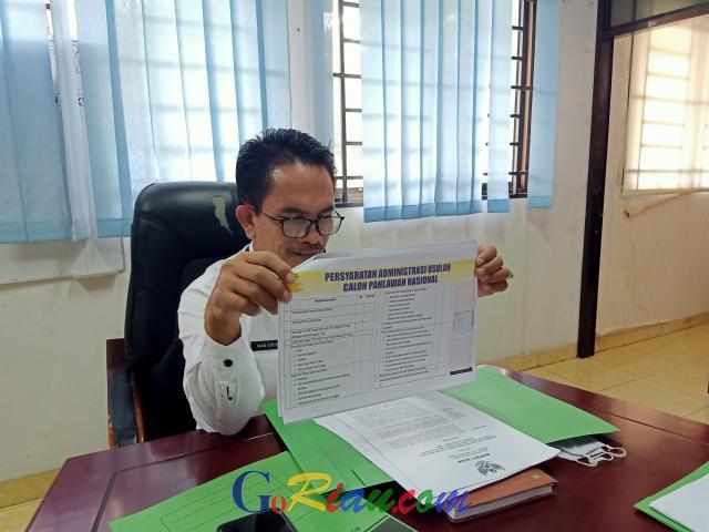 Syarat Hampir Lengkap, Nama Tengku Buwang Asmara Bakal Masuk Dalam Daftar Pahlawan Nasional