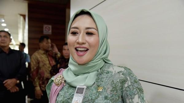 Ikut Ditangkap KPK, Ini Sosok Anggota DPR Iis Rosita Dewi, Istri Edhy Prabowo