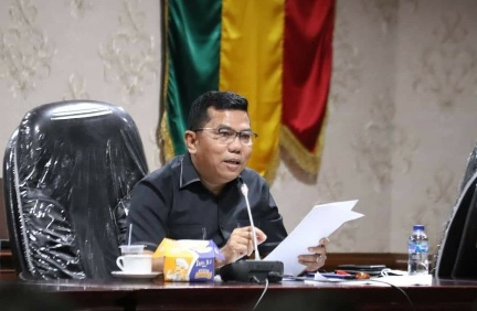 Dewan Buat Komitmen Pajak dengan Perusahaan se-Riau, Husaimi: Kalau Ada yang Menolak, Jangan Kasih Izin