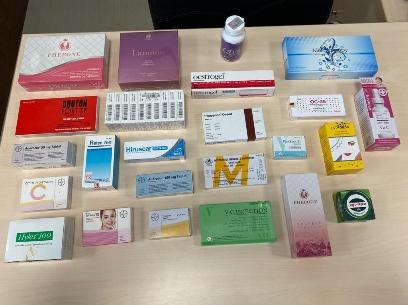 Ini Jenis Kosmetik Tanpa Izin BPOM yang Dijual Melalui Shopee di Pekanbaru