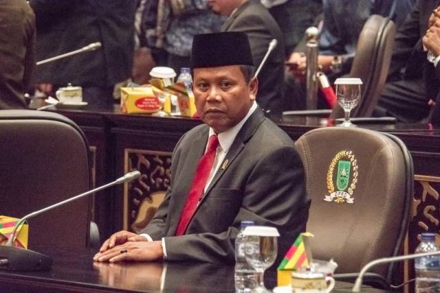 Satu-satunya Orang Rohil di Komisi IV, Syafruddin Iput Siap Bawa Kue Pembangunan ke Rokan Hilir