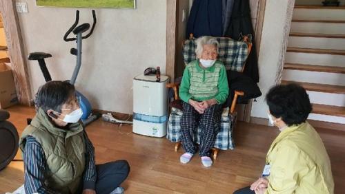 Ini Sosok Pasien Tertua di Korsel yang Sembuh dari Virus Corona