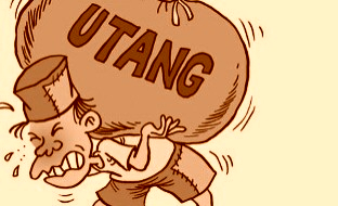 Negara Ini Bangkrut Gara-gara Utang Rp5.000 Triliun, Utang Indonesia Sudah Rp6.418 Triliun