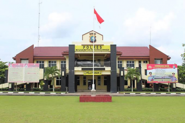 AKBP Henky Poerwanto Pindah, Posisinya sebagai Kapolres Kuansing Digantikan AKBP Rendra Oktha Dinata