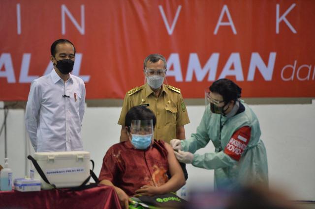 Terserap 36,09 Persen, Realisasi Belanja Kesehatan Penanganan Covid-19 Pemprov Riau Capai Rp50,2 Miliar