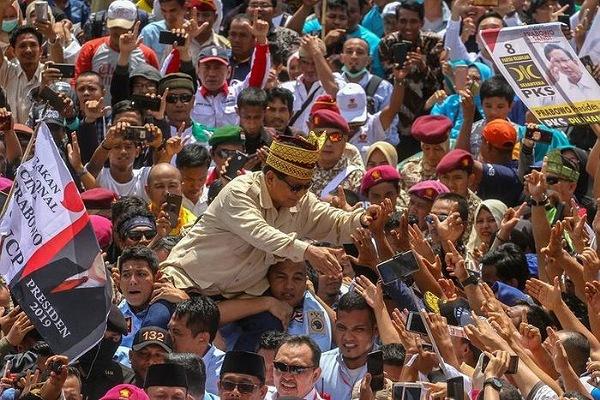 Jika Prabowo Nyapres Lagi, DPC Gerindra Pekanbaru Ditargetkan Bisa Menang Lebih Besar dari Pilpres 2019