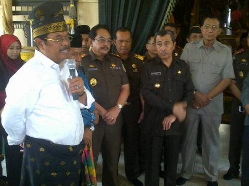 Jaksa Agung: Bangunan Sultan Siak Tiada Duanya