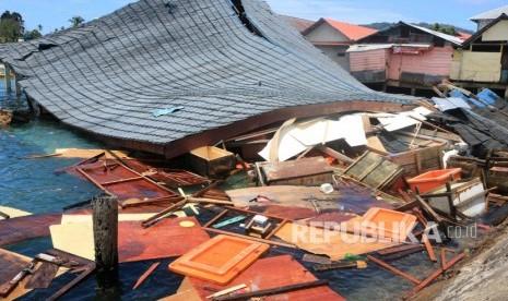 Gempa Ambon Renggut 4 Jiwa, Termasuk Balita
