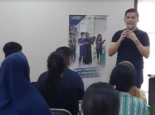 Seleksi XL Future Leaders Batch 8 di Medan, 250 Mahasiswa Sumatera Mengikuti Seleksi