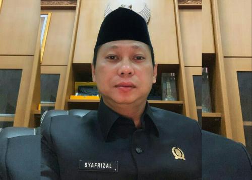 Wakil Ketua DPRD Pelalawan Syafrizal Ingatkan Kepala Daerah Bijak Dalam Penyaluran Bansos Covid-19