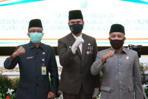 Indra Agus Lukman Gantikan Alfedri Memimpin Kabupaten Siak Sementara Waktu