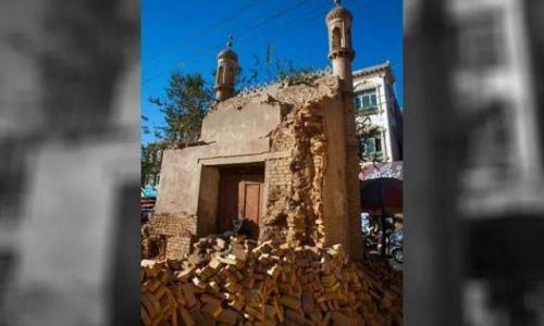 China Telah Hancurkan 16.000 Masjid di Xianjiang dan Kurung Lebih 1 Juta Muslim Uighur