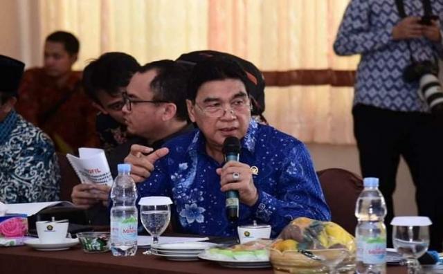 Soal UU Omnibus Law, Achmad: Tak Mungkin Daerah Seluas Ini Diurus Oleh Pemerintah Pusat Saja