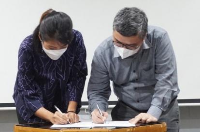 Dukung Program Edukasi yang Terakreditasi, Apical Group Jalin Kerjasama dengan Politeknik LPP Yogyakarta