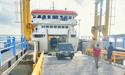 Bulan Depan, Operasional KMP Berembang akan Dihentikan Sementara