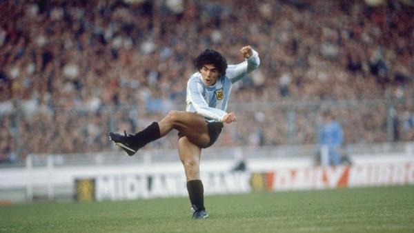 Diego Maradona Meninggal Dunia, Argentina Berkabung 3 Hari