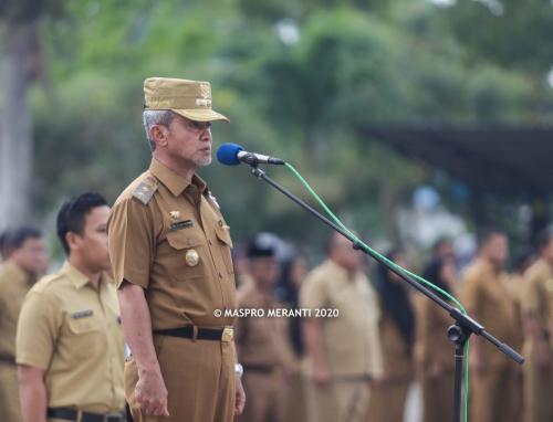 Wabup Said Hasyim Tegaskan OPD Fokus Penuntasan Kemiskinan dan Stunting
