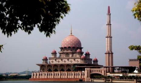 Empat Turis China di Malaysia Terinfeksi Virus Corona, Masjid Putrajaya Ditutup bagi Wisatawan