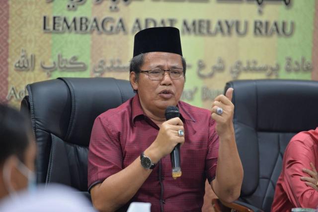 LAMR Dukung Hasil Seleksi Pejabat Dua BUMD di Riau, Ini Pandangan Datuk Syahril Abubakar