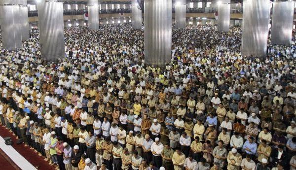 Populasi Muslim di 3 Negara Ini Akan Kalahkan Indonesia