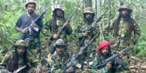 KKB Serang Pos TNI di Kenyam, Anggota Brimob dan 2 Warga Tertembak, 1 Tewas