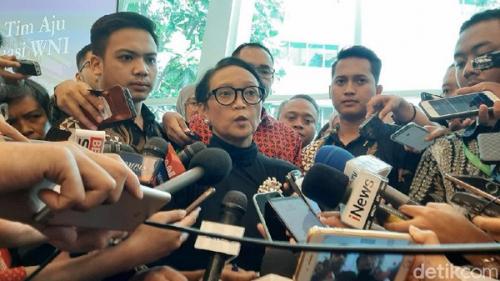 Arab Saudi Masukkan Indonesia dalam Daftar Negara Terjangkit Virus Corona, Menlu Retno Pertanyakan ke Dubes